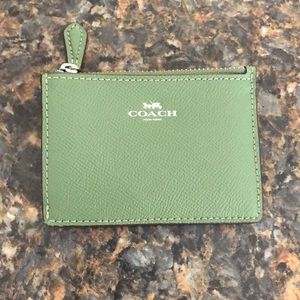 Small Coach wallet. NWOT